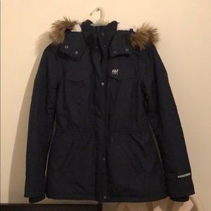 Abercrombie & Fitch all weather coat